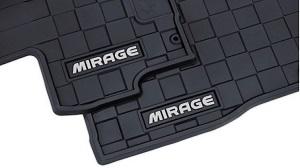 Mitsubishi Mirage Floor Mats
