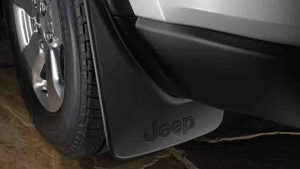 Grand Cherokee Splash Guards