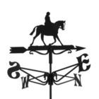Horse Rider Weather vane