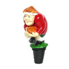 Rugby Scrum Bottle Stopper