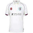 Marshfield Cricket Shirt