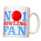 No 1 Bowling Fan Mug