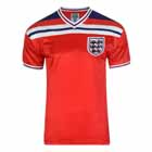 England 1982 World Cup Away Retro Shirt