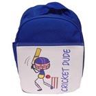 Cricket Dude Lunch Bag