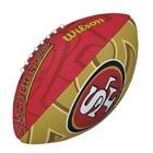 San Francisco 49ers NFL Junior Logo US Football