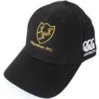 Chippenham Rugby Baseball Cap - Black