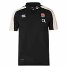 England Rugby Vapodri Cotton Polo Shirt