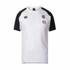 England Rugby Vapodri Cotton Tee