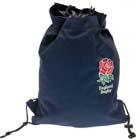 England Rugby Drawstring Kit Bag