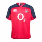 England Rugby Away Pro Shirt 2019/20