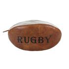 Portland Rugby Ball Wash Bag - Tan