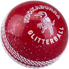 Kookaburra Glitter Junior Soft Cricket Ball - Red