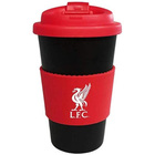 Liverpool FC Silicone Grip Travel Mug