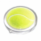 Tennis Ball Compact Mirror