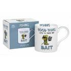 Good Things Come to Those Who Bait Fishing Mug
