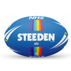 Steeden NHS Classic Touch Rugby Ball