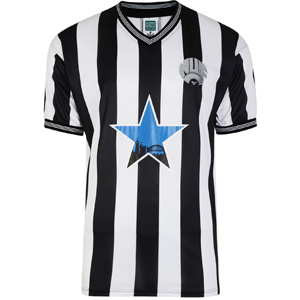 7a23b3d83d7 Newcastle United 1984 Home Retro Shirt