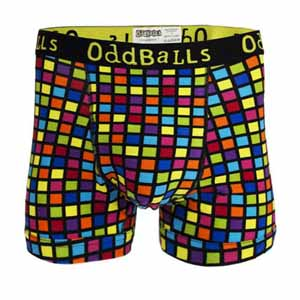 8dca5e357f Oddballs Disco Boxer Shorts