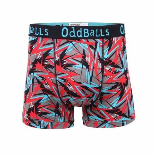 2b54484ef9 Oddballs Electric Clash Boxer Shorts