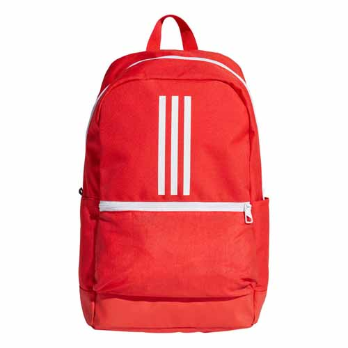 175dfec541f4 adidas Classic 3 Stripes Backpack - Red