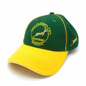 b0d098dcad6 South Africa Springboks Rugby Classic Cap