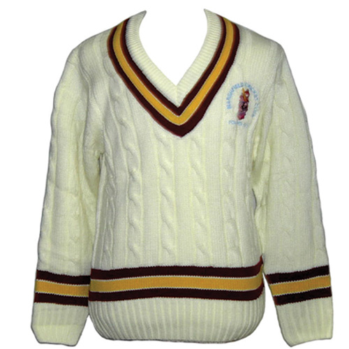 Marshfield Junior Cricket Sweater