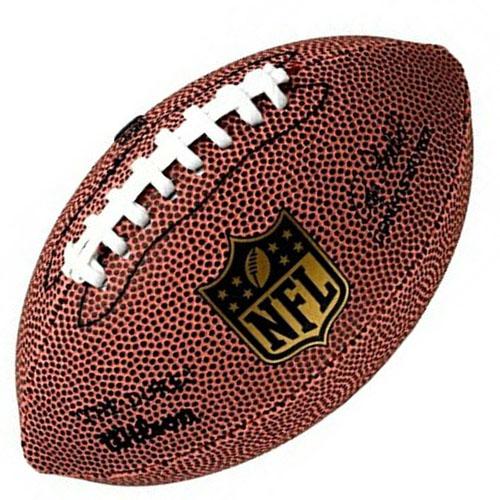 Wilson Micro American Football - Tan