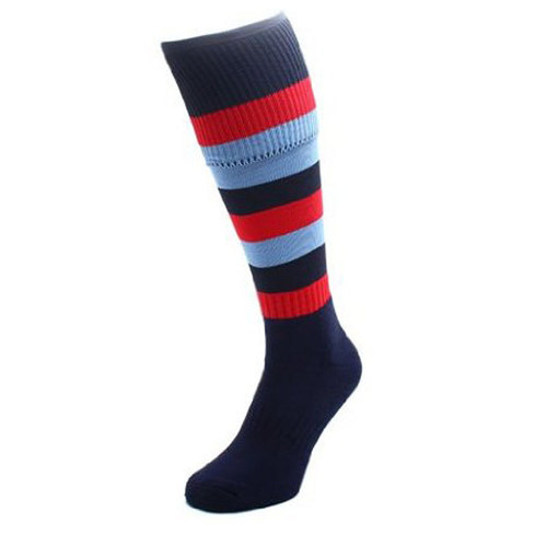 Rugby Help for Heroes Striped Socks