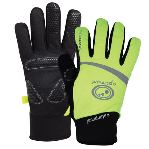 Optimum Nitebrite Waterproof Gloves