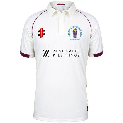 Marshfield Junior Cricket Shirt