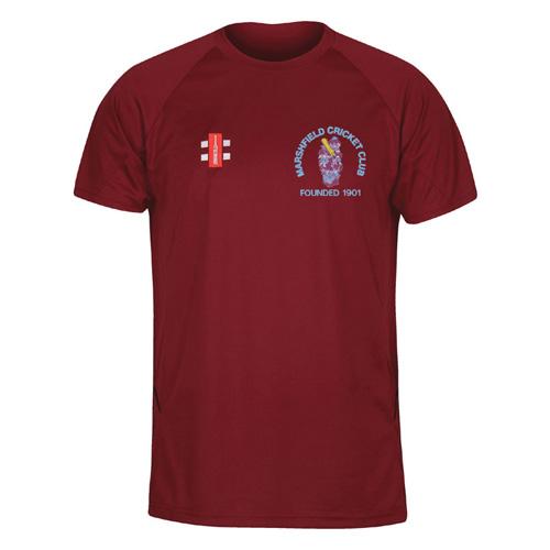 Marshfield Junior Training Shirt