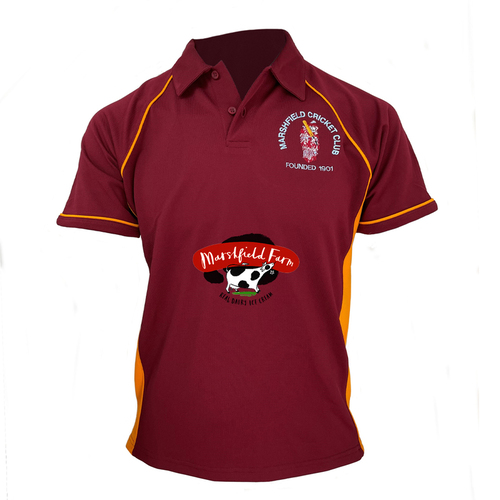Marshfield Girls Cricket Shirt