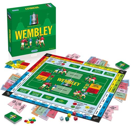Wembley Board Game
