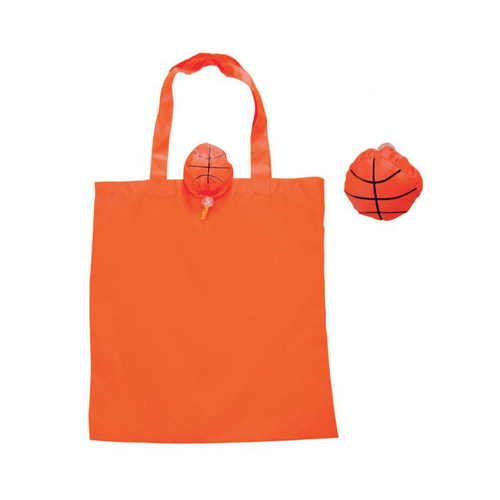 Basketball Foldable Shopping Bag