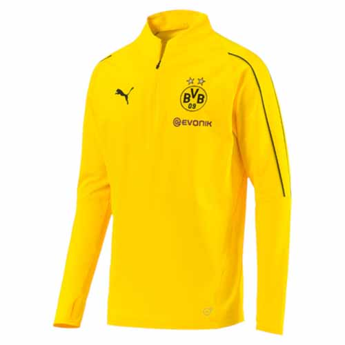 Borussia Dortmund 1/4 Zip Training Top