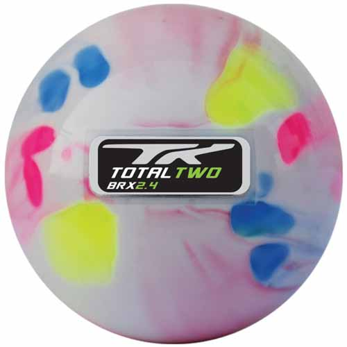 TK Total Two 2.4 Rainbow Hockey Ball