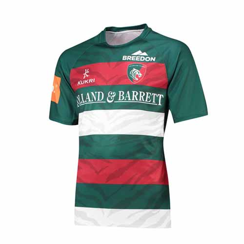 Leicester Tigers Home Shirt 2018/19