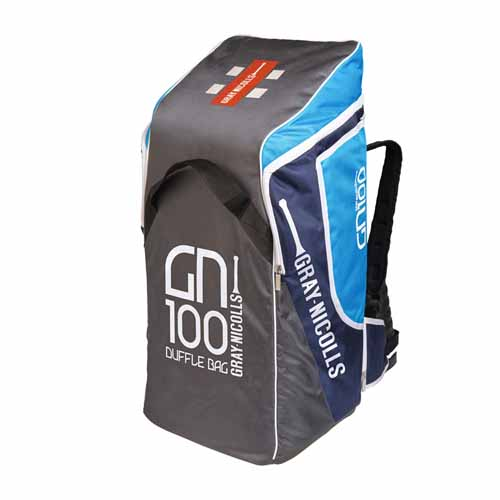 GN GN100 Cricket Duffle Bag - Blue/Navy/Grey