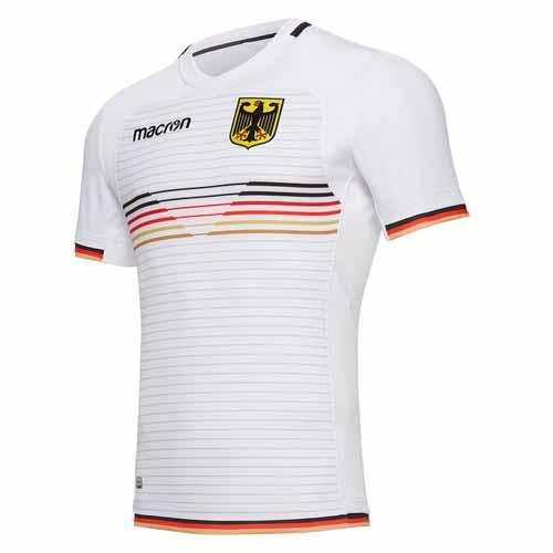 Macron Germany Away Rugby Shirt 2018/19