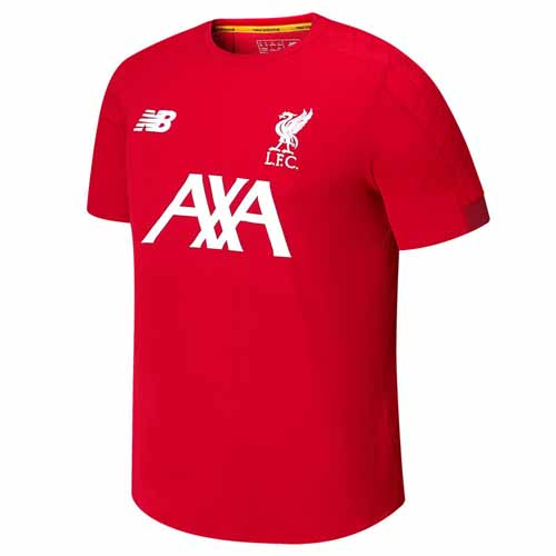 Liverpool On Pitch Shirt 2019/20