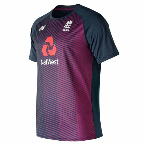 New Balance England Cricket Training Tee