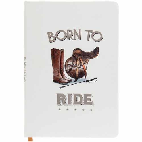 Born to Ride A5 Riding Notebook
