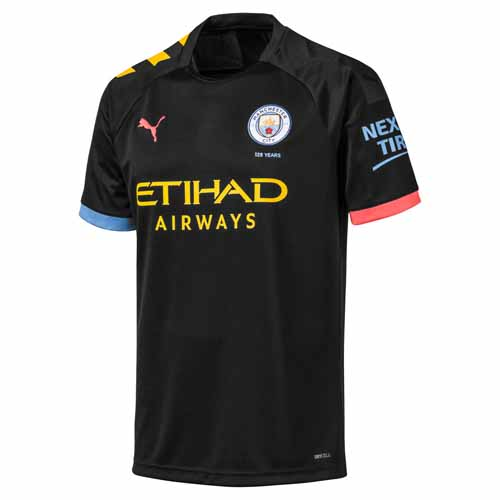 super popular 66fdb 4a7c3 Manchester City Away Shirt 2019/20