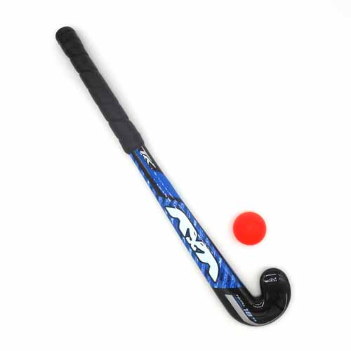 TK Hockey 18 in Souvenir Stick and Ball Set - Royal