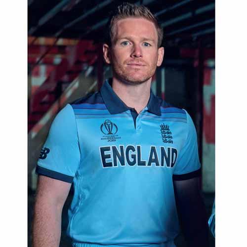 England Cricket World Cup Winners Shirt
