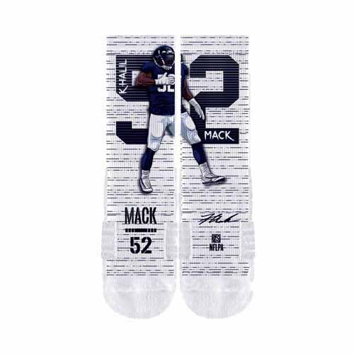 Khalil Mack American Football Socks