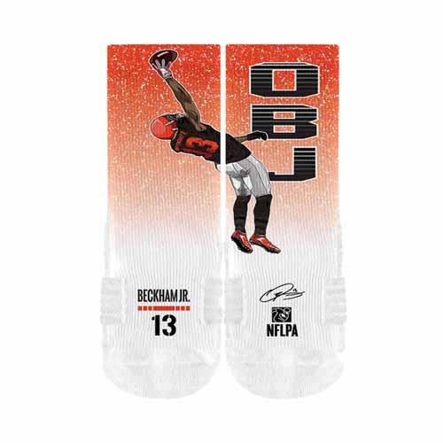 Odell Beckham Jr. US Football Socks