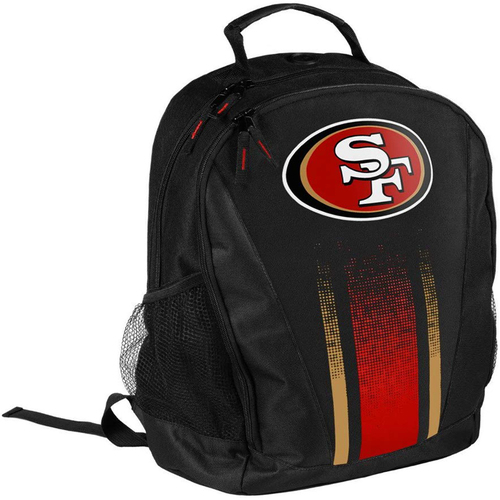 San Francisco 49ers Primetime Stripe Backpack