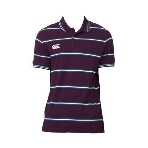 Canterbury Planate Yarn Dye Polo Shirt