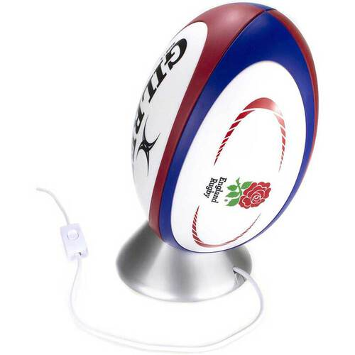 England Rugby Ball Light